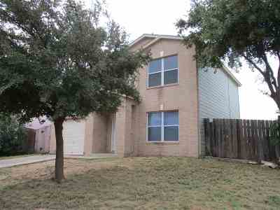 Laredo TX Single Family Home For Sale: $140,000