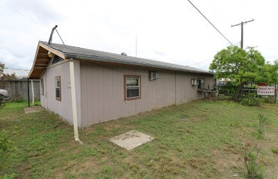 Zapata Single Family Home For Sale: 1602 Guerrero Ave.