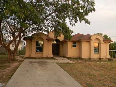 Zapata Single Family Home For Sale: 802 Roma Ave