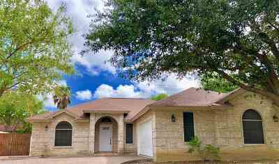 Laredo Single Family Home For Sale: 117 Grove Ave