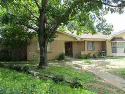 Laredo Single Family Home For Sale: 215 W Palm Cir