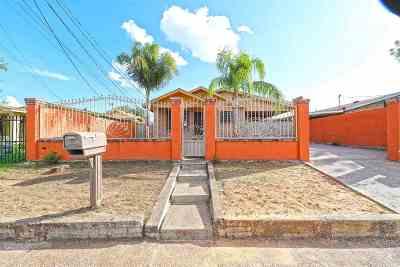 Single Family Home For Sale: 3105 Gustavus St
