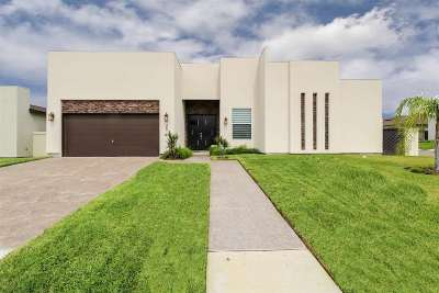 Laredo Single Family Home For Sale: 2814 Hammett Dr