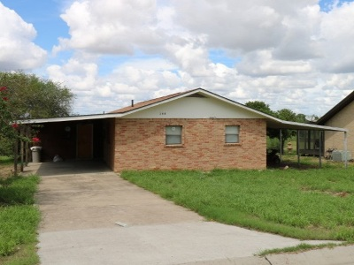Zapata Single Family Home For Sale: 344 Cerrito Dr