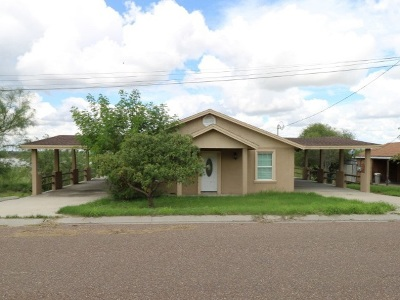 Zapata County Single Family Home For Sale: 352 Cerrito Dr