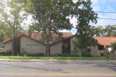 Commercial For Sale: 1105 Corpus Christi St