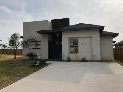 Laredo Single Family Home For Sale: 635 Sam Bratton Dr.