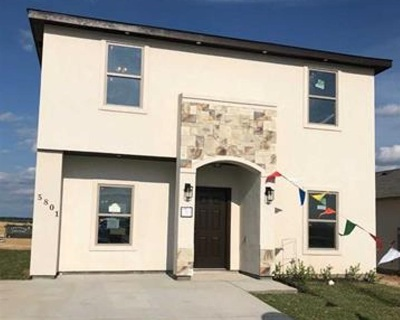 Laredo Single Family Home For Sale: 5801 Moses Lp.
