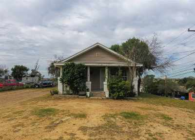 Laredo Single Family Home For Sale: 1920 Hendricks Ave