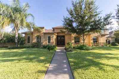 Laredo Single Family Home For Sale: 3013 Mark Twain Dr
