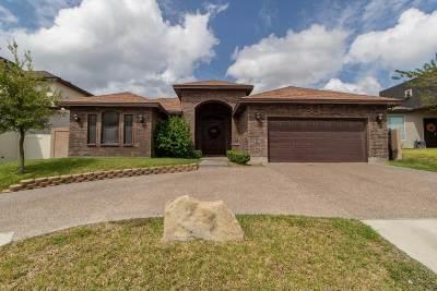 Laredo Single Family Home For Sale: 326 Collado Dr