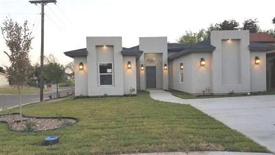 Laredo TX Single Family Home For Sale: $155,000