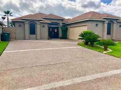 Laredo TX Single Family Home For Sale: $277,000