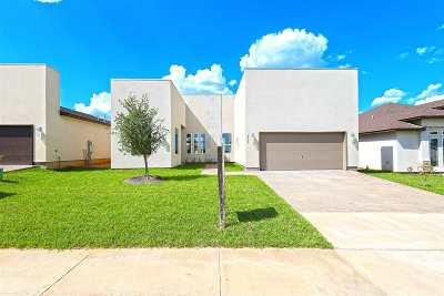 Laredo TX Single Family Home Active-Exclusive Agency: $274,000