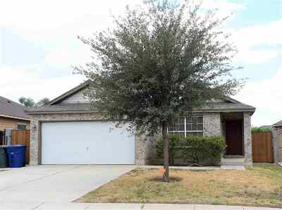 Laredo Single Family Home For Sale: 613 Cuervo Dr