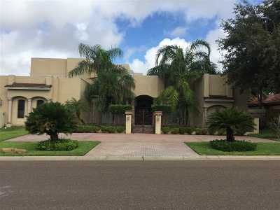 Laredo Single Family Home For Sale: 102 Windsor Rd
