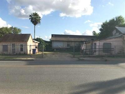 Laredo TX Single Family Home For Sale: $60,000