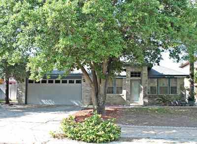 Laredo TX Single Family Home For Sale: $188,000