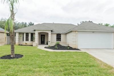 Laredo TX Single Family Home For Sale: $195,000