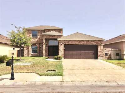 Laredo TX Single Family Home For Sale: $249,000