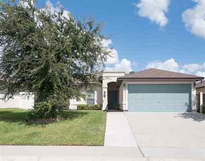 Laredo TX Single Family Home For Sale: $198,000