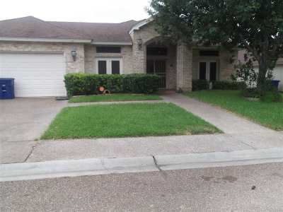 Laredo TX Single Family Home For Sale: $279,000