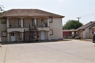 Multi Family Home For Sale: 2902 Zacatecas St