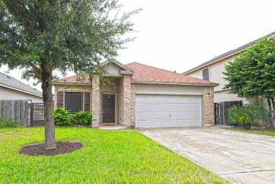 Laredo TX Single Family Home For Sale: $164,900