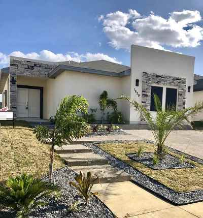 Laredo Single Family Home For Sale: 1629 Tabasco Dr