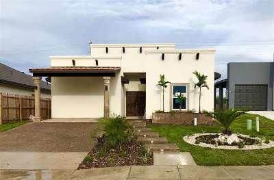 Laredo Single Family Home For Sale: 1621 Tabasco Dr