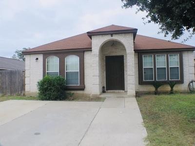 Laredo TX Single Family Home For Sale: $139,000