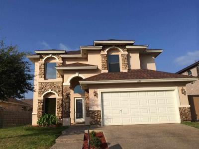 Laredo TX Single Family Home For Sale: $1,500