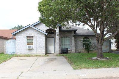 Laredo Single Family Home For Sale: 914 Birney Court