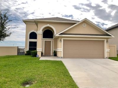 Laredo Single Family Home For Sale: 223 Twin Oak Dr