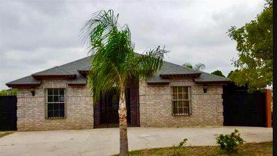 Laredo Single Family Home For Sale: 5302 Teruel Ln
