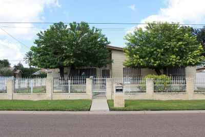 Laredo Single Family Home For Sale: 1402 Garfield St