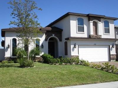Laredo Single Family Home For Sale: 122 Senegal Palm Dr