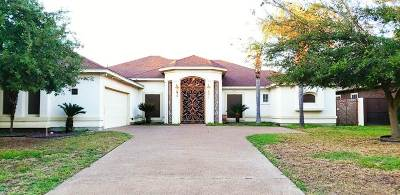 Single Family Home For Sale: 3010 Mark Twain Dr