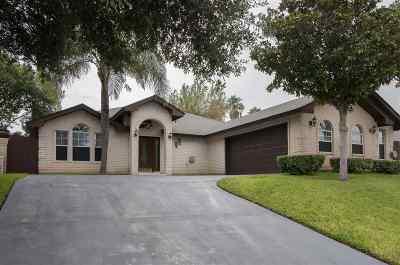 Laredo Single Family Home For Sale: 1803 Orange Blossom Lp