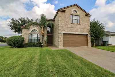 Laredo Single Family Home For Sale: 2002 Placitas Dr