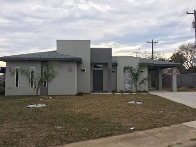 Laredo Single Family Home For Sale: 5302 Salamanca Ave