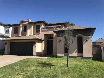 Laredo Single Family Home For Sale: 136 Senegal Palm Dr