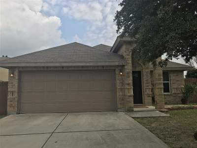 Laredo Single Family Home For Sale: 4707 Canyon Bluff