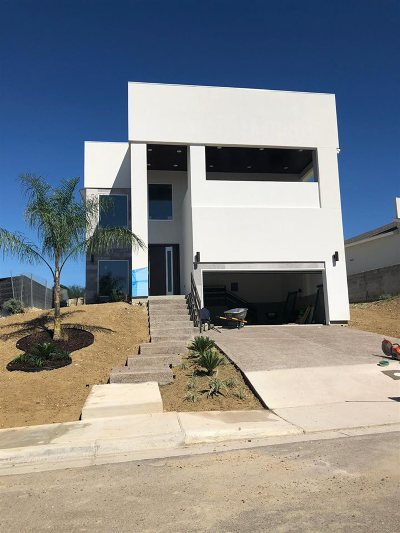 Laredo Single Family Home For Sale: 110 Calma Dr