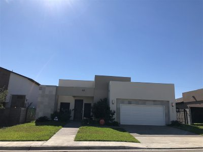 Laredo Single Family Home For Sale: 2304 Palos Lp
