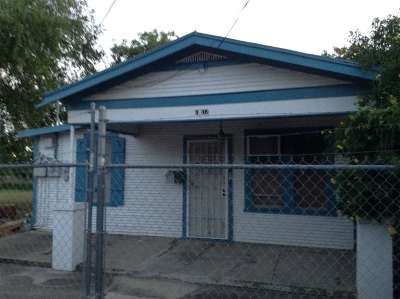 Laredo Single Family Home For Sale: 1907 SW Lincoln St