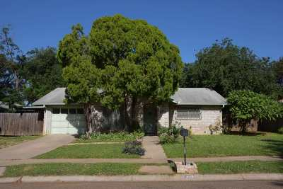 Laredo Single Family Home For Sale: 314 Esperanza Dr