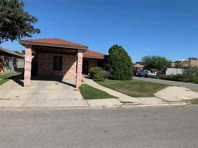 Laredo Single Family Home For Sale: 438 Badajoz Ln