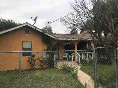 Laredo Single Family Home For Sale: 2904 S Malinche Ave