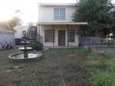 Laredo TX Single Family Home For Sale: $212,500